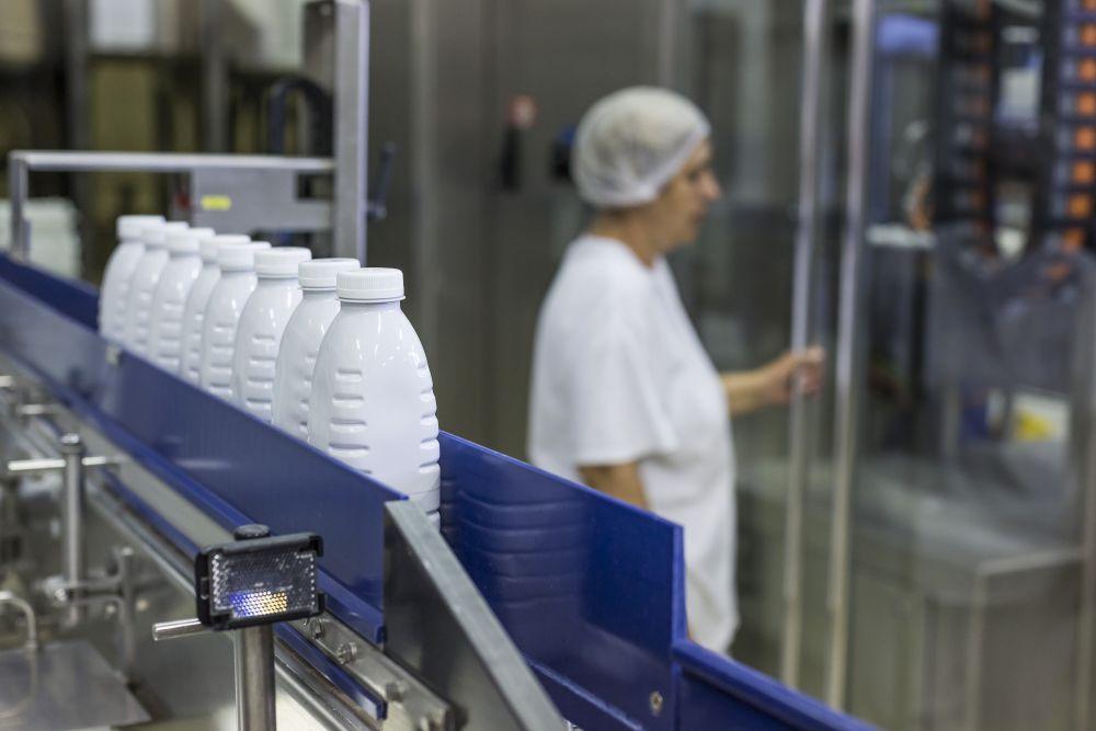 Pohľad na výrobu mlieka EUROMILK
