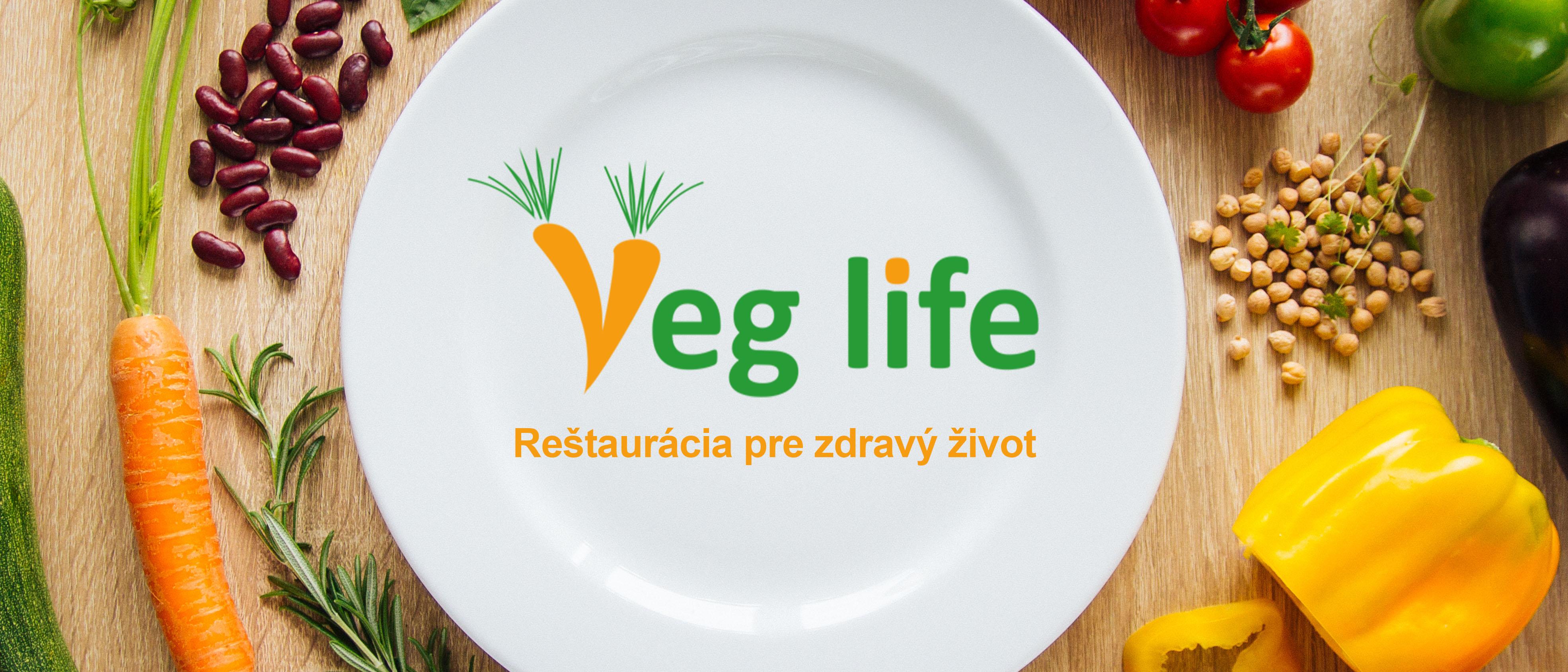 """Vegetariánsky streetfood a zdravé dezerty z """"dieľne"""" šéf kuchára a cukrárky Veglife."""