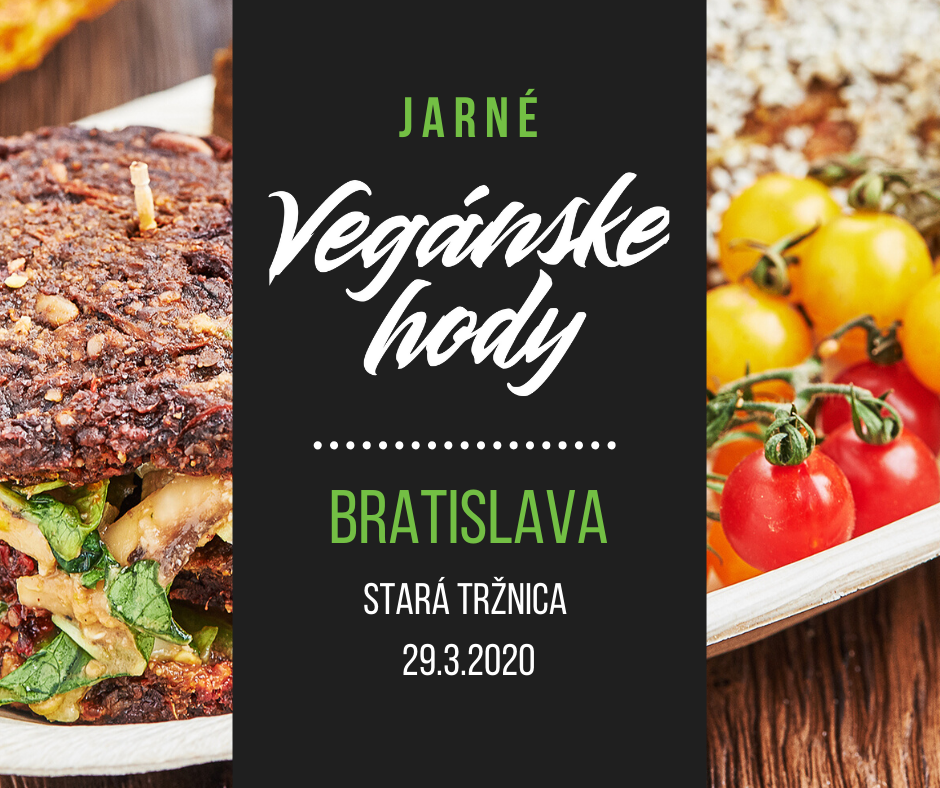 Jarné Vegánske hody Bratislava