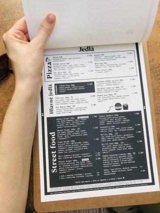 Nové menu