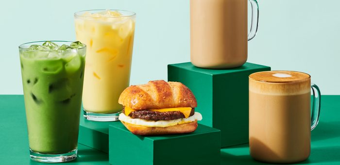 Najnovšia ponuka siete Starbucks