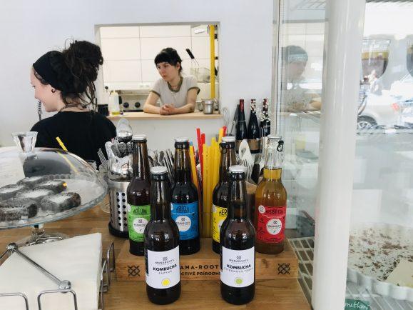 ponuka nápojov