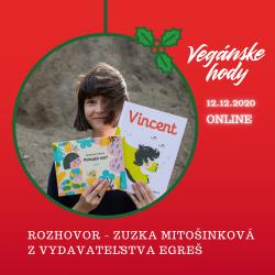 🎄Môžete sa tešiť na rozhovor so Zuzkou Mitošinkovou, ktorá stojí za knižným štúdiom Egreš. Dozvieme sa prečo a ako publikácie vzdelávajú a vedú deti (či dospelých) k témam udržateľnosti a vegánstva.🌱