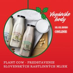 🎄 Plant Cow je rodinnou značkou domácich rastlinných mliek, ktoré sú na trhu len od tohto roka.🥛 🎄Značka Plant Cow sa zároveň stala víťaznou v súťaži Start-up Pitch tohtoročnej konferencie Plant-Powered Perspectives!🏅