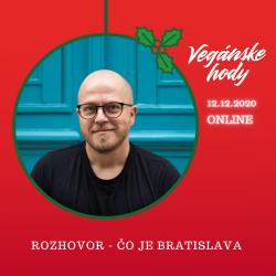 🎄Priamo v štúdiu sa zastaví aj najznámejší bratislavský foodbloger Čoje. Jeho recenzie gastronomických prevádzok v našom hlavnom meste si za krátky čas obľúbilo veľa ľudí, ktorí vyhľadávajú kvalitné tipy na skvelé jedlo. 🍽👌 🎄V live rozhovore sa spýtame na aktuálne trendy na gastro scéne, či na jeho obľúbené vegánske jedlo. 🌱